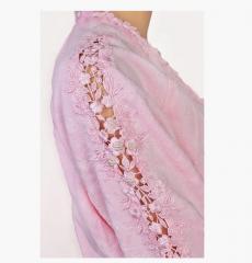 Женские халаты Masal Soft Cotton (розовый)