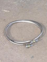 Collar for a chimney, stainless steel