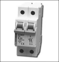 The switch automatic for a direct current (ETI)