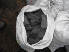 Charcoal manufacture