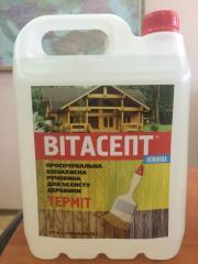 Пропиточное биозащитное вещество для защиты