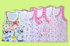 Girl's undershirt Article 975-20