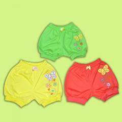 Shorts for the girl Artikul of 1018-15