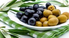 Olives green boneless SUPERGIGANT of 3000 g h6