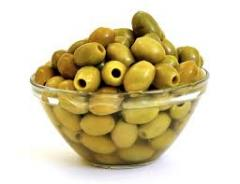 Olives 3000 g of XXL, large without stone, (h6)