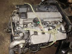 The engine, the motor on liter BMW m51d25 2.5 the