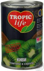 Kiwi in syrup 425 ml (h)