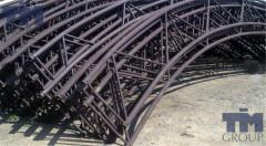 Metal products construction