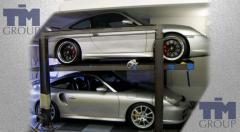 Automobile parkings