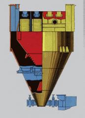 Сгустители ЗгНГд (аналог СВ) для осветления