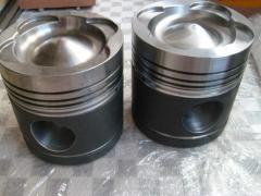Compression piston ring 0210.12.003-4