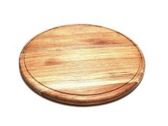 Board for D-40, 45 pizza * 2 cm the Oak, an