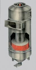 Аппараты мокрого пылеулавливания типа МПРГ (15,
