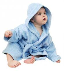 Dressing gowns are children's
