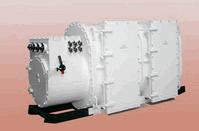 Электропривод для подземных машин типа ПЧВ-250 У5
