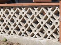 Декоративный блок Малага для строительства целых