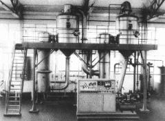 Vacuum-evaporator Installations (VEI)