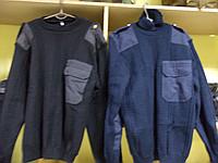 The sweater is militia winter