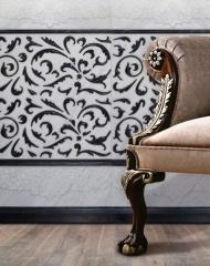 3D marble panels for walls