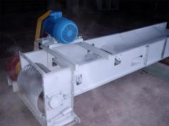 Conveyors for TG-20 grain - 100 t/hour