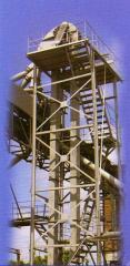 Norii-elevatory grain, tape vertical, ladle