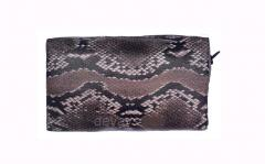 Cosmetics bag Python