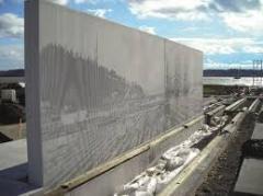 Матриці для бетону