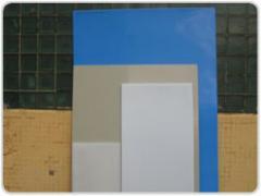 Полипропилен  лист  8 мм  ( нестандартный размер )