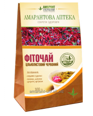 Phyto tea from amaranth leaves