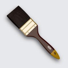Кисть флейцевая черный ворс Mixon Лакра. Ширина,