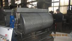 Механический барабанный фильтр И1-ФБ бассейновый