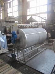 Барабанный механический фильтр И1-ФБ-150