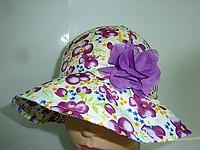 Купить Шляпа - фиалка
