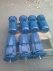 Warehousing electric motors industrial
