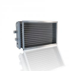 Water Heat exchanger Two-row