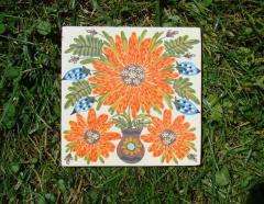 Handwork tiles