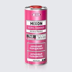 Разбавитель акриловый Mixon Thinner 740, 1 л