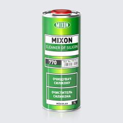 Cleaner of Mixon Cleaner 770, 1 silicone of l