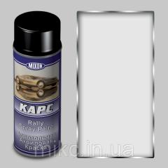 Aerosol can of MIXON KARS of white opaque 400 ml