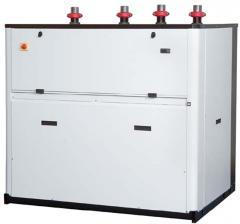 Холодильные машины GALLETTI LCW c водяным