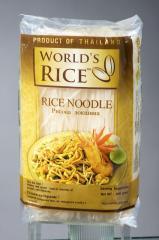 """Rice noodles, 400 g, TM """"World's"""