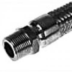 Металлорукава (шланги) стальные гибкие герметичные