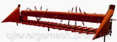 Пристосування для збирання соняшника  ПСН(А)-9,1