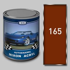 Acrylic Mixon Acryl autoenamel, Bullfight 165, 1 l