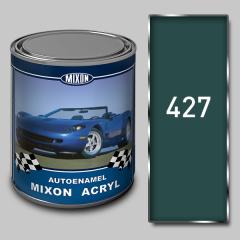 Acrylic Mixon Acryl autoenamel, the blue 427, 1 l
