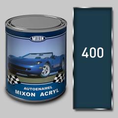 Acrylic autoenamel Mixon Acryl, Bosphorus 400, 1