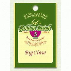 Крючок Golden Catch Big Claw №8