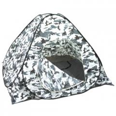 Tent winter 1,5*1,5m, height 1,3m, white