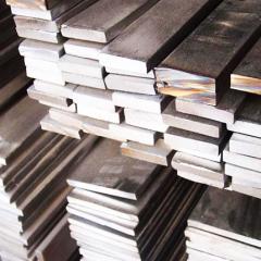 Алюминиевая полоса  5ммх60мм ,  АД 31.