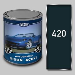 Acrylic autoenamel Mixon Acryl, Baltic 420, 1 of l